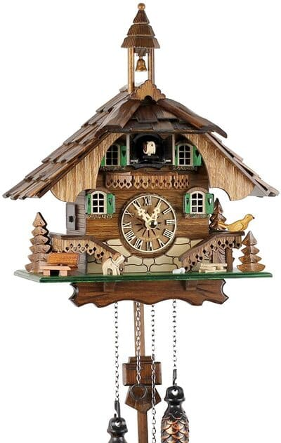 Reloj de cuco hecho a mano Eble