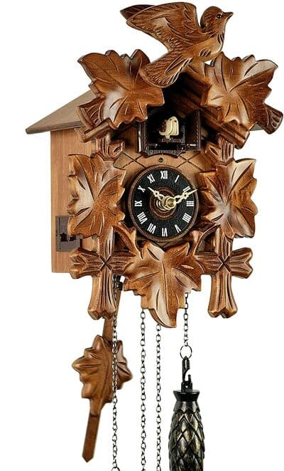 Reloj de cuco tradicional marca Eble