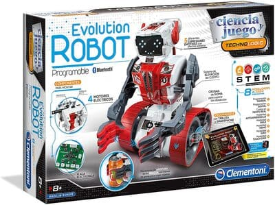 Robot para niños Evolution Robot de Clementoni