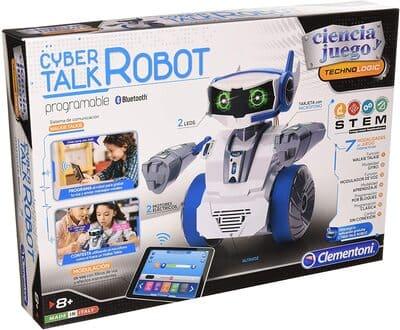 Robótica para niños Clementoni Cyber Talk Robot