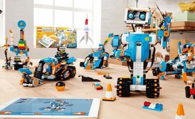 mejores kits de robotica para niños